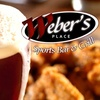 Up to 60% Off at Weber's Place Sports Bar & Grill