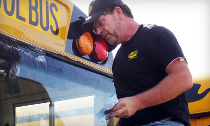 Chapman Auto Glass - Multiple Locations: On-Location Glass Repair or $60 for $120 Toward Windshield Replacement from Chapman Auto Glass