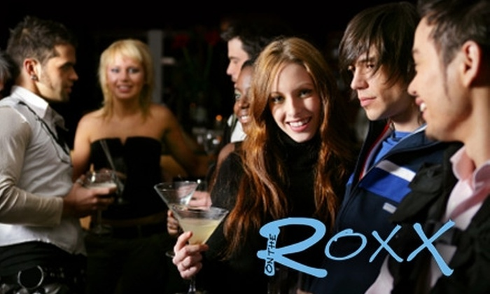 On The Roxx - West End: $15 for $30 Worth of Bar Fare and Drinks at On the Roxx