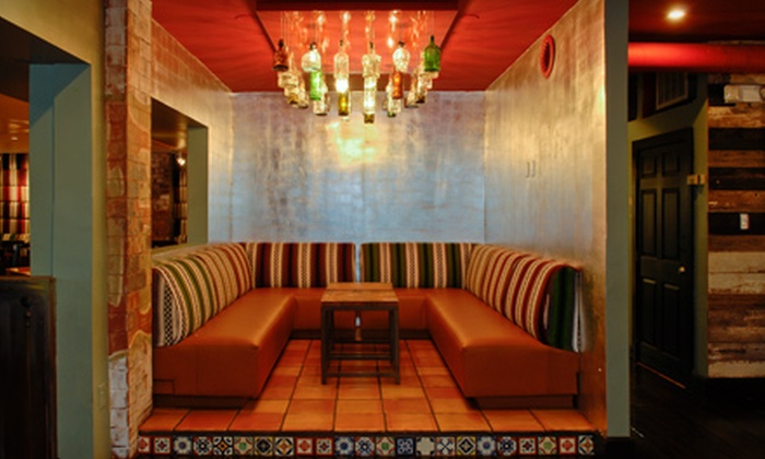 Escorpion Tequila Bar & Cantina - Atlanta: Mexican Fare for Lunch or Weekend Dinner or for Weekday Dinner at Escorpion Tequila Bar & Cantina (Half Off)