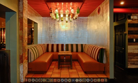 $20 Groupon for Lunch on Any Day or Dinner on Friday or Saturday Nights - Escorpion Tequila Bar & Cantina in Atlanta