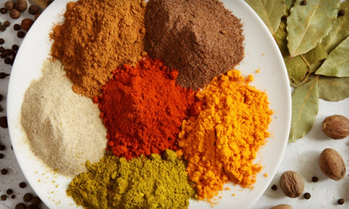 Tiffin  - North Philadelphia East: $7 for $14 Worth of Indian Spices from Tiffin