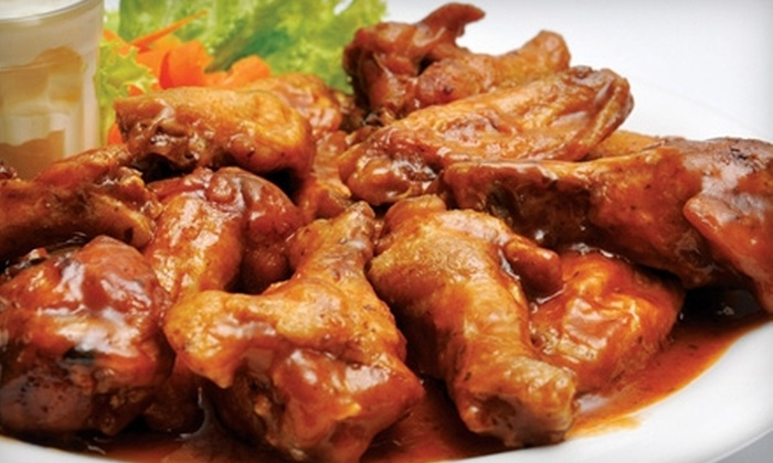 Richie's Hot & Spicy Kastle - Hendersonville: $5 for $10 Worth Southern Comfort Fare at Richie's Hot & Spicy Kastle in Hendersonville