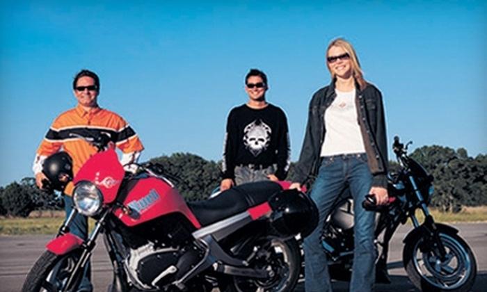 Eagle's Nest Harley-Davidson - Lathrop: $185 for a Five-Day New Rider Course at Eagle's Nest Harley-Davidson ($375 Value)