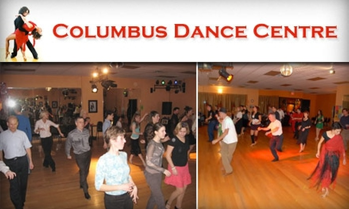 Columbus Dance Centre - Airport: $25 for Four Group Classes, Four Practice Dance Parties, and One Private Lesson at Columbus Dance Centre ($149 Value)