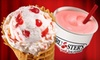 Bruster's Real Ice Cream - Southaven: $5 for $10 Worth of Ice Cream and Treats at Bruster's Real Ice Cream