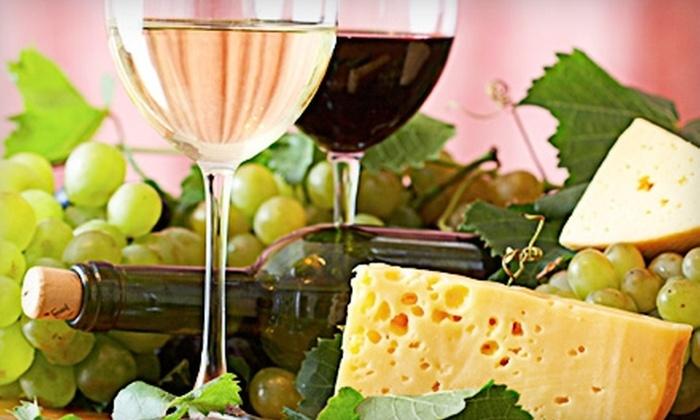 Black Swan Wine Bar - San Angelo: $9 for a Selection of Five Cheeses at Black Swan Wine Bar ($18 Value)