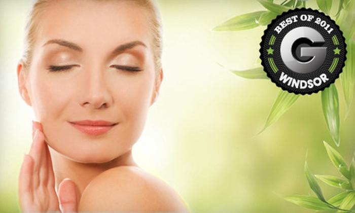 Fresh Medical Spa - Windsor: One or Three microZone Facials at Fresh Medical Spa (Up to 64% Off)