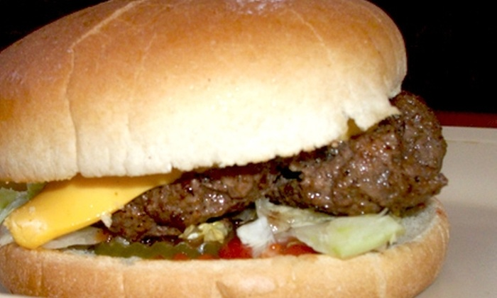 Oasis Lounge - Wichita: $6 for $12 Worth of Burgers, Sandwiches, and Pub Fare at Oasis Lounge
