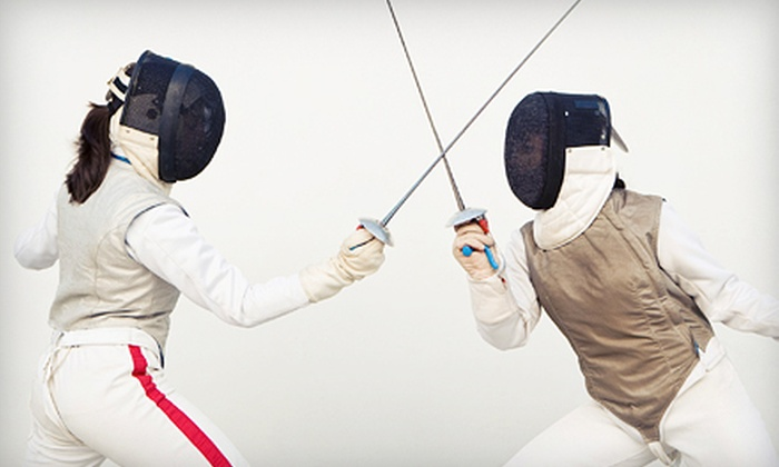 Triple Tigers Martial Arts - Kernersville: Fencing Classes at Triple Tigers Martial Arts in Kernersville (Up to 73% Off). Four Options Available.
