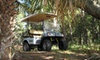Daufuskie Discoveries - Multiple Locations: $99 for a Four-Hour Self-Guided Golf-Cart Tour of Daufuskie Island for Two from Daufuskie Discoveries ($199 Value)