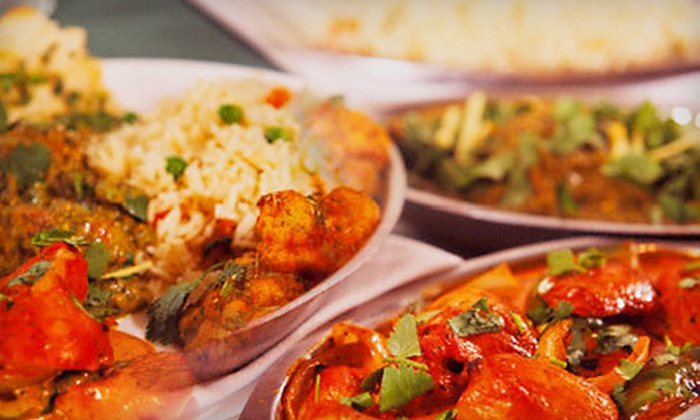 Curry Express - Rancho Cucamonga: $10 for $20 Worth of Indian Fare at Curry Express in Rancho Cucamonga
