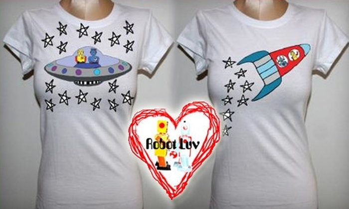 Robot Luv - South Salt Creek: $10 for $20 Worth of Clothes, Accessories, and Gifts from Robot Luv