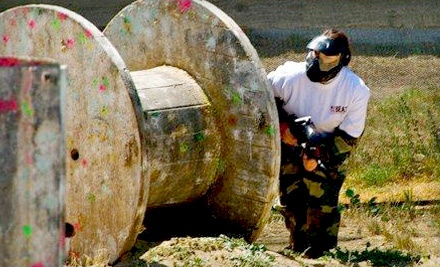 All-Day Paintball Package for 1 (a $35 value) - River Park Paintball in Lompoc