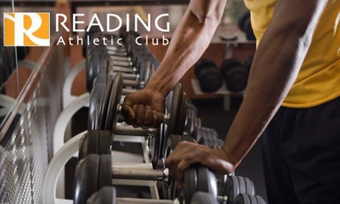 Reading Athletic Club - Reading: $45 for 30 One-Day Passes to Reading Athletic Club