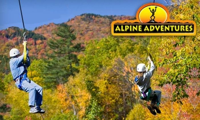 Alpine Adventures - Lincoln: $25 for $50 Toward an Alpine Adventures Tour