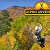 Half Off Toward an Alpine Adventures Tour