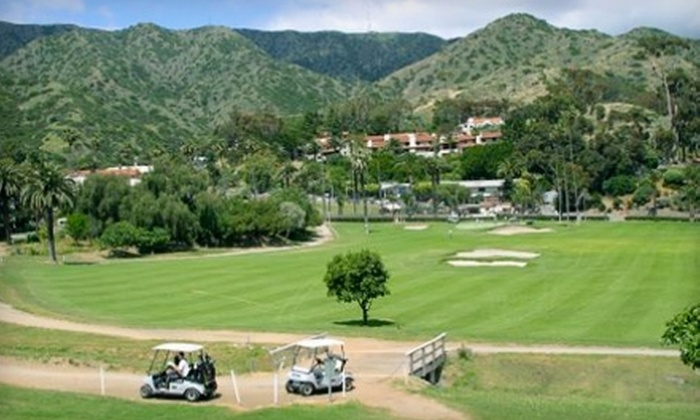 Catalina Island Golf Course  - Avalon: $28 for 18 Holes of Golf at Catalina Island Golf Course in Avalon (Up to $56 Value)