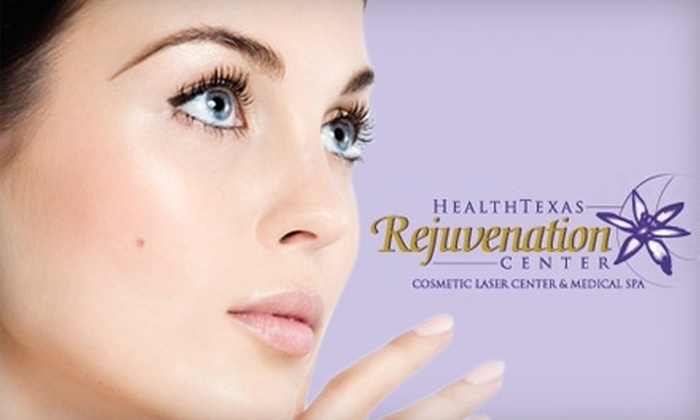 HealthTexas Rejuvenation Center  - Shearer Hills / Ridgeview: $49 for a Consultation, Microdermabrasion, VISIA Skin Analysis, and a Bottle of Pharmaceutical -Grade Sunscreen at HealthTexas Rejuvenation Center ($108.50 Value)