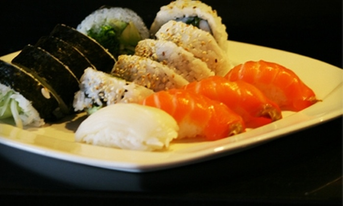 Oki Japanese Steakhouse - Providence: $20 for $40 Worth of Grilled Hibachi Fare and More at Oki Japanese Steakhouse