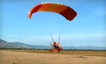 Inland Paraflite: 15-Minute Discovery Introductory Flight - Inland Paraflite in