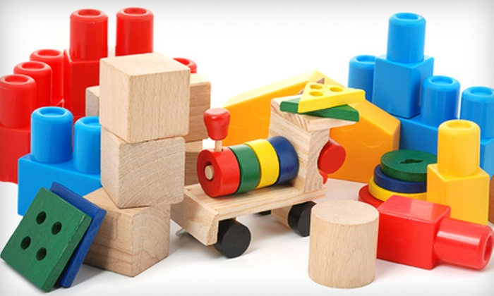 Over the Rainbow Toys - Multiple Locations: $10 for $20 Worth of Toys at Over the Rainbow Toys