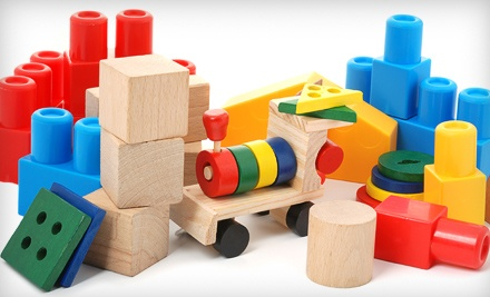 $20 Groupon to Over the Rainbow Toys - Over the Rainbow Toys in Glastonbury
