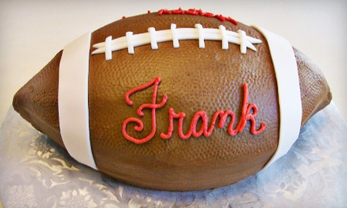 Madison Cupcake Company - Colony Crossing at Madison: Football-Themed Baking Class or Frosting Shots at Madison Cupcake Company (Half Off)
