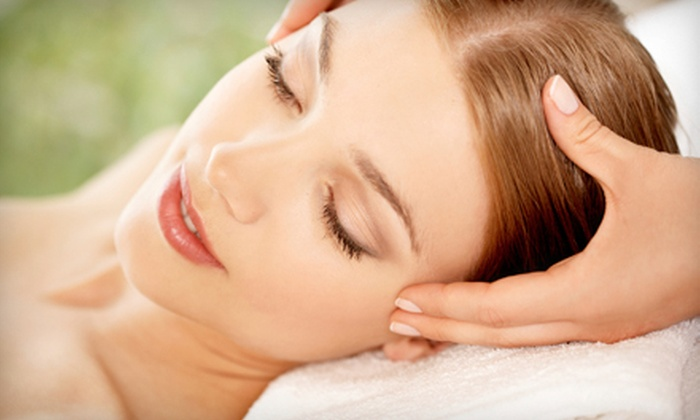 Chase Evans Salon and Spa - Cooper Colony Estates: $45 for a Hot-Stone Massage at Chase Evans Salon and Spa in Cooper City ($95 Value)