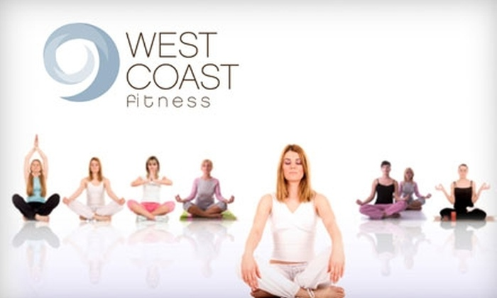 West Coast Fitness - Multiple Locations: $69 for a Two-Month Membership to West Coast Fitness ($139 Value)