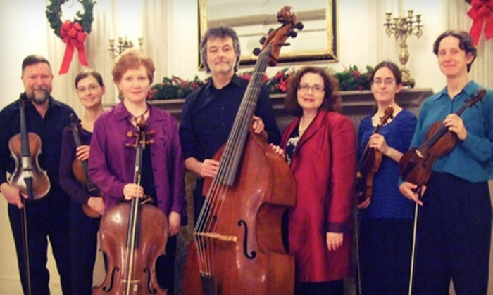 Ensemble Musical Offering, Milwaukee's Midwest Bande for Early Music - Yankee Hill: $35 for Outing for Two to A Chain of Love, Performed by Ensemble Musical Offering on February 19 at 4 p.m. (Up to $70 Value)