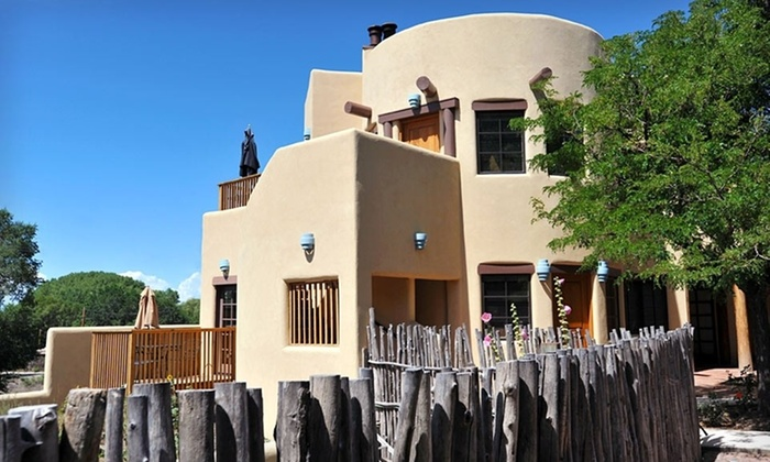 Inn on La Loma Plaza - Taos, NM: Two-Night Stay for Two at Inn on La Loma Plaza in New Mexico
