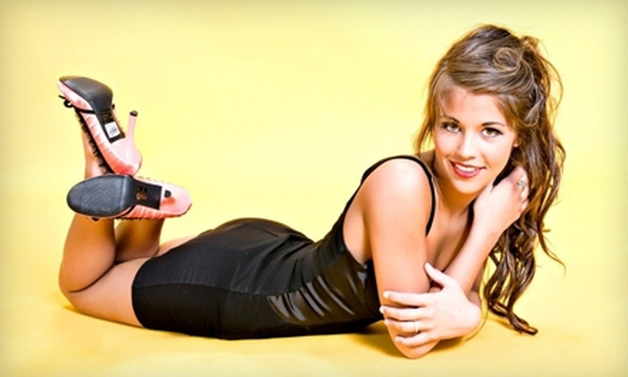 Pinups by Eric J - Newburgh: $45 for Pinup Photo Shoot, Two Prints, and One Digital Image at Pinups by Eric J ($274 Value)