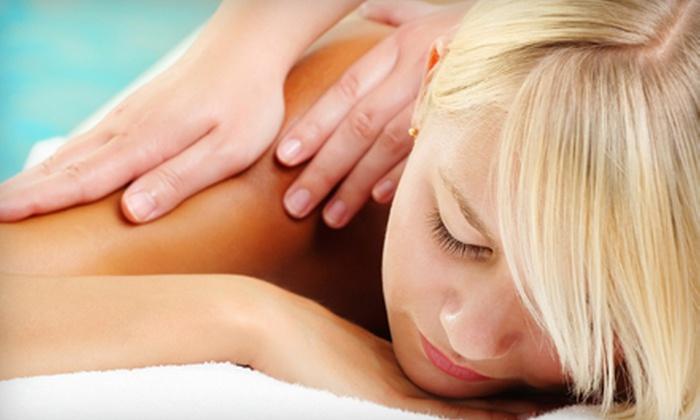 Tiano Salon Spa - Northeast Coconut Grove: Swedish Massage or Half-Day Spa Package at Tiano Salon Spa in Coconut Grove