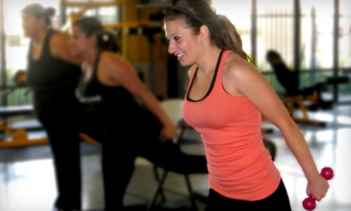 Body and Soul Fitness - Modesto: $20 for One-Month Membership at Body & Soul Fitness ($40 Value)