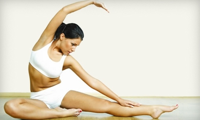 Agape Yoga Studio - Oakville: $35 for a 10-Class Pass to Agape Yoga Studio ($135 value)
