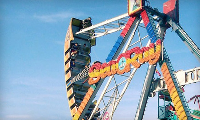 Carol Stream Amusements - Fernwood Plaza: Carnival Outing with Unlimited Rides for Two With or Without Snacks at Orlando Jai-Alai in Fern Park (Up to Half Off)