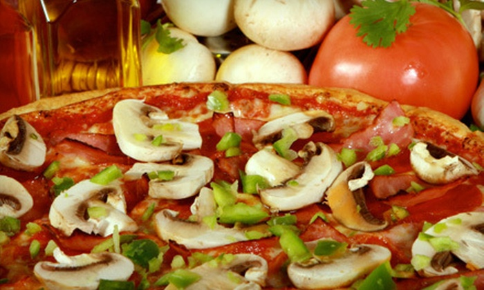 Vitale's Pizza - Kentwood: $15 for Any Pizza and Any Appetizer at Vitale's Pizza in Kentwood (Up to $30.44 Value)