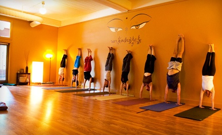 Dharma Yoga: 1 Drop-In Yoga Class - Dharma Yoga in Austin