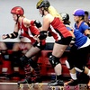 Up to Half Off Roller Derby Ticket for One or Two
