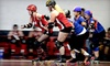 ICT Roller Girls - Delano: ICT Roller Girls Derby Event for One or Two at Wichita Ice Center on August 20