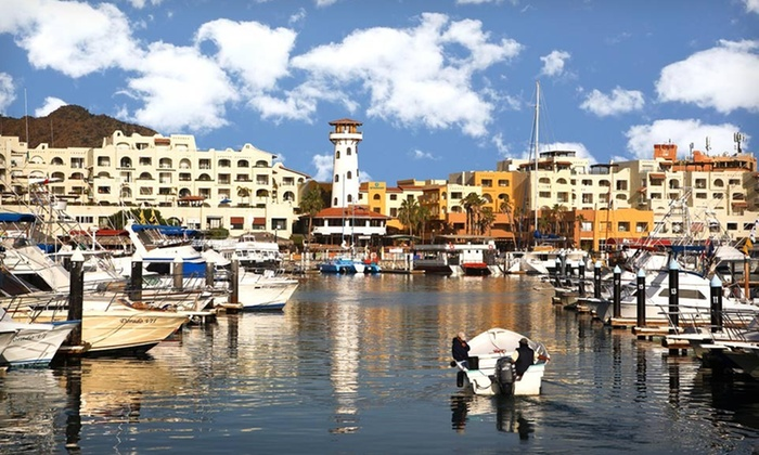 Club Tesoro at the Wyndham Cabo San Lucas Resort - Cabo San Lucas, Baja California Sur: $299 for a Four-Night Stay for Two with a Dinner Cruise at Club Tesoro at the Wyndham Cabo San Lucas Resort in Mexico (Up to $750 Value)