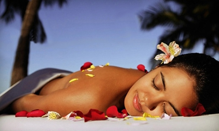 Ahhh! Massage - Sparks: $59 for 90-Minute Swedish Massage and 30-Minute Infrared Sauna Session at Ahhh! Massage in Sparks ($125 Value)