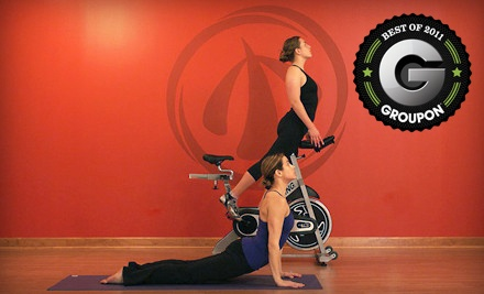 2-Hour SyncCycling 101 Workshop and Class Package - SyncStudio in Durham