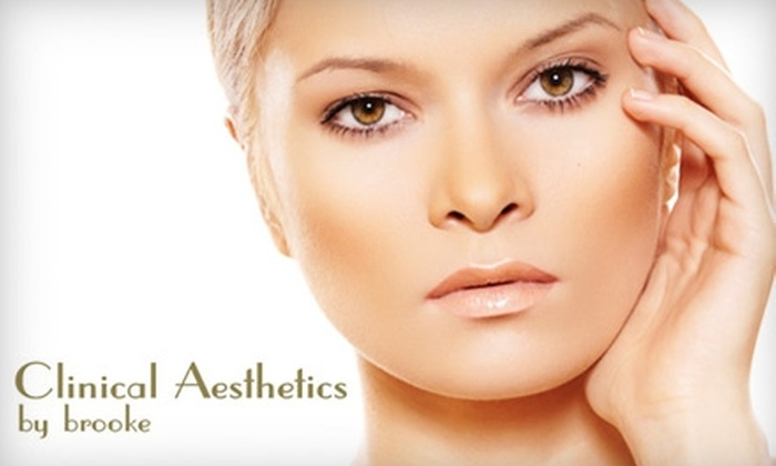 Clinical Aesthetics By Brooke - San Angelo: $35 for Soothing Facial or Skin Treatment at Clinical Aesthetics by Brooke