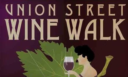 Union Street Has a Crush on You Valentine Wine Walk - Union Street Valentine Wine Walk in San Francisco