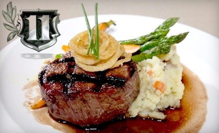 $30 Groupon to District Grill Restaurant & Eleven Nightclub - District Grill in West Hollywood