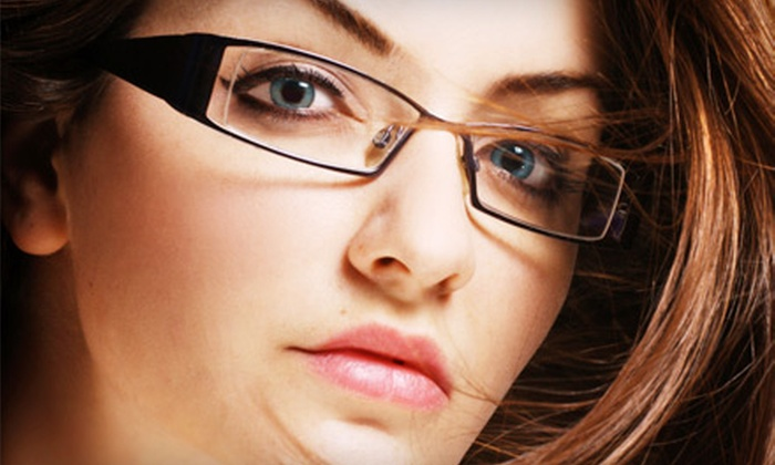 ClearVision Optometry - Multiple Locations: $58 for an Eye-Care Package at ClearVision Optometry (Up to $424 Value)