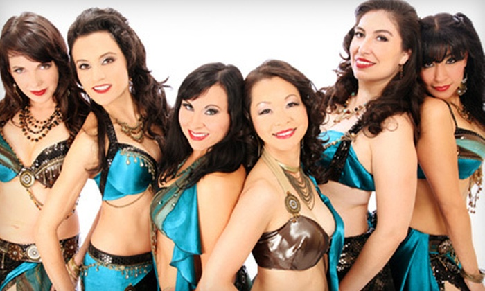 Belly Dance with Bahaia - Northwest Austin: Four- or Eight-Week Belly-Dancing Class at Belly Dance with Bahaia (Up to 63% Off)