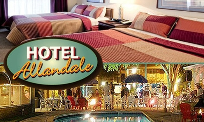 Hotel Allandale - Allandale: $59 for a One-Night Stay in a One-Bedroom Suite at Hotel Allandale ($119 Value)